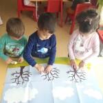 В детската градина творим, играем и празнуваме - I A